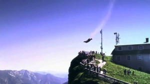 Mission Schafberg: Red Bull Skydive Team