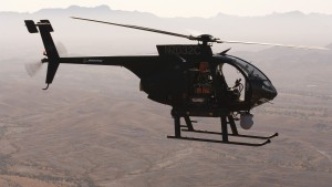 New Helicopter That Can Fly Itself: Boeing's Little Bird